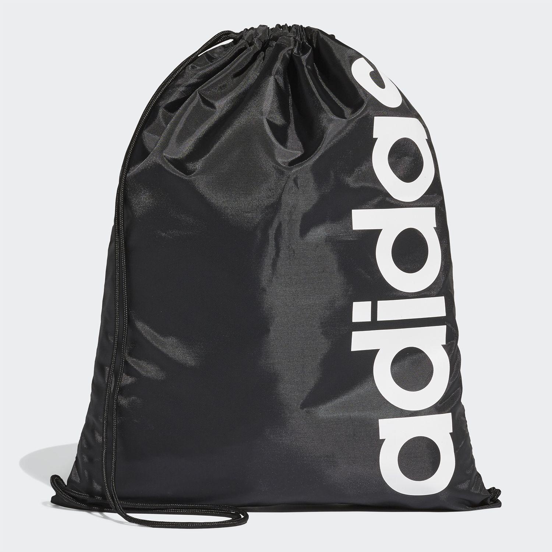 Adidas Lin Core Gb Negro / blanco Mochilas multipropósitos