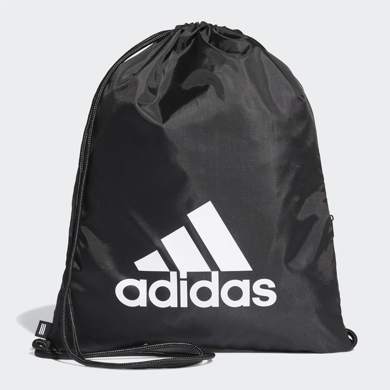 Adidas TIRO GS Negro / blanco Mochilas Multipropósitos