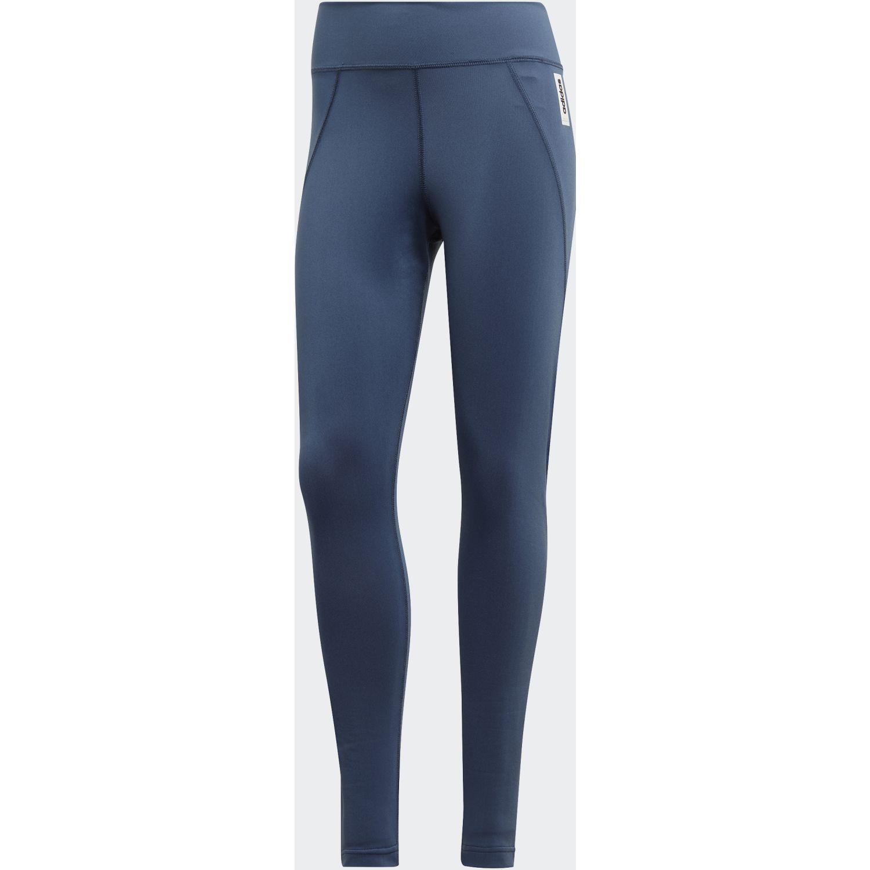 Adidas w bb tight Azul Leggings Deportivos