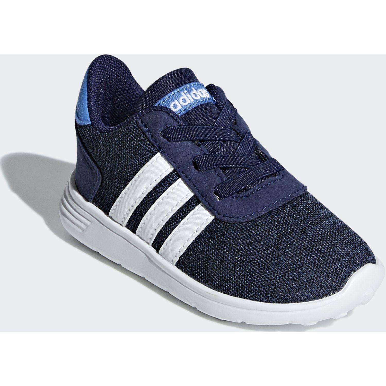 Adidas lite racer inf Azul Muchachos