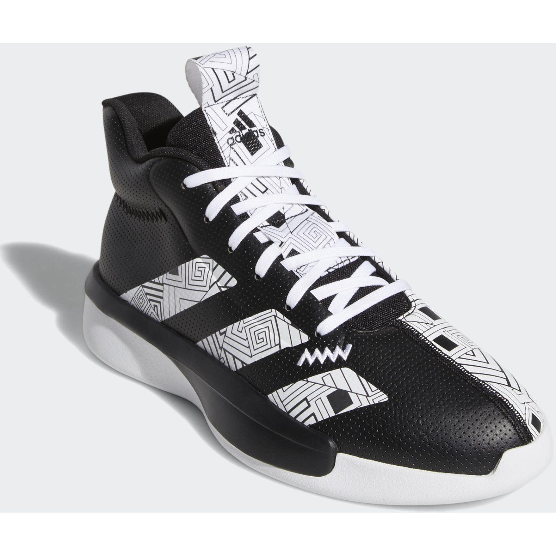 Adidas pro next 2019 Negro / blanco Hombres