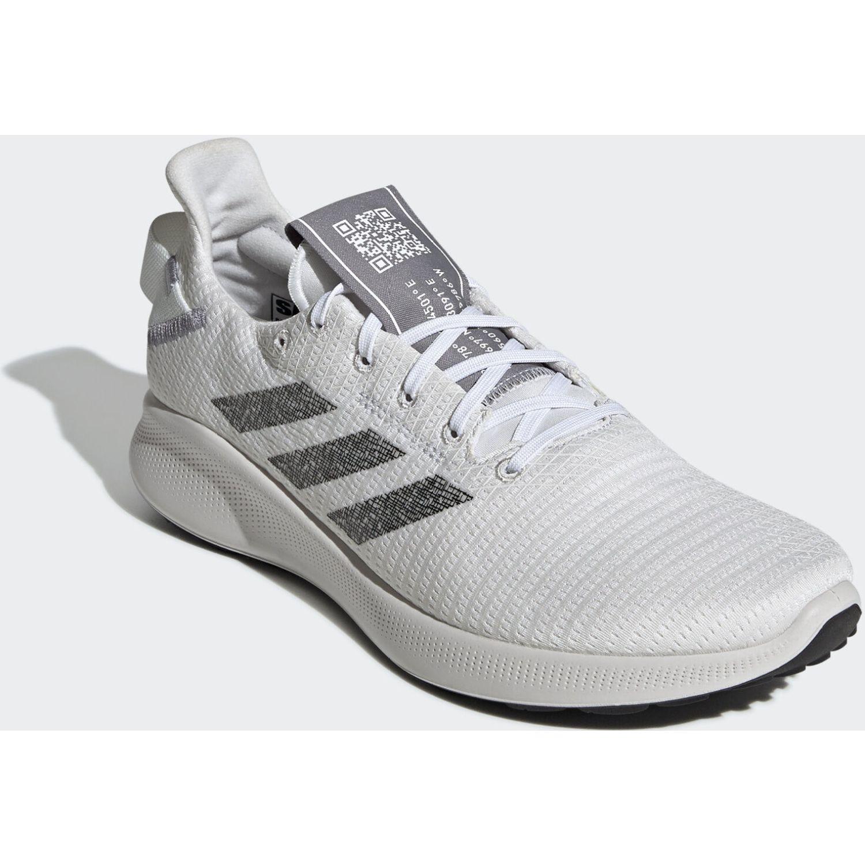 Adidas sensebounce + street m Blanco / gris Running en pista