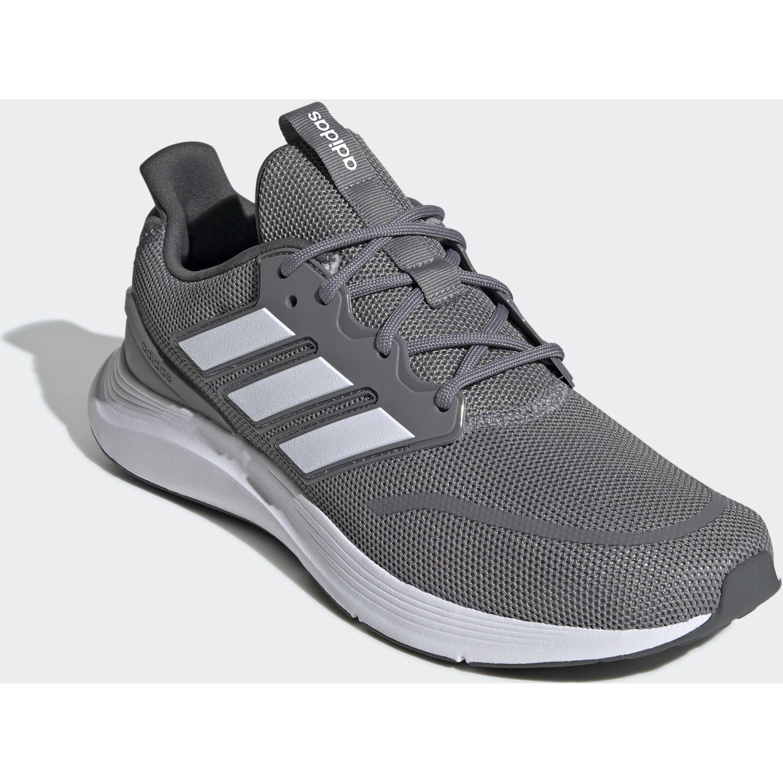 Adidas energyfalcon Gris / blanco Running en pista