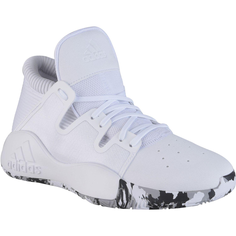 Adidas pro vision j PLOMO / BLANCO Muchachos
