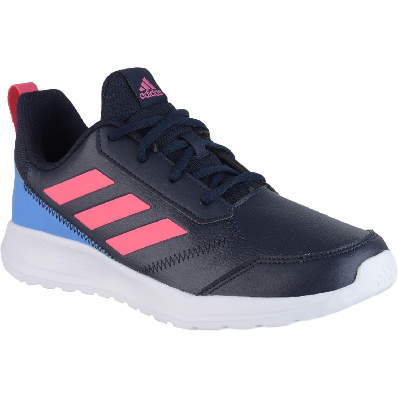 Adidas altarun k Negro / azul Chicas