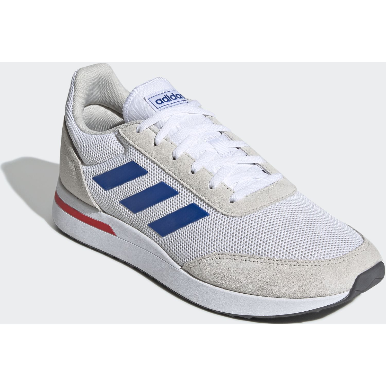 Adidas run70s Blanco / azul Running en pista
