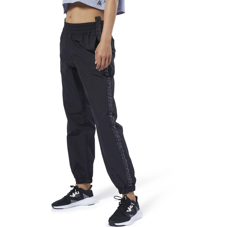 Reebok wor myt woven pant Negro Pantalones deportivos
