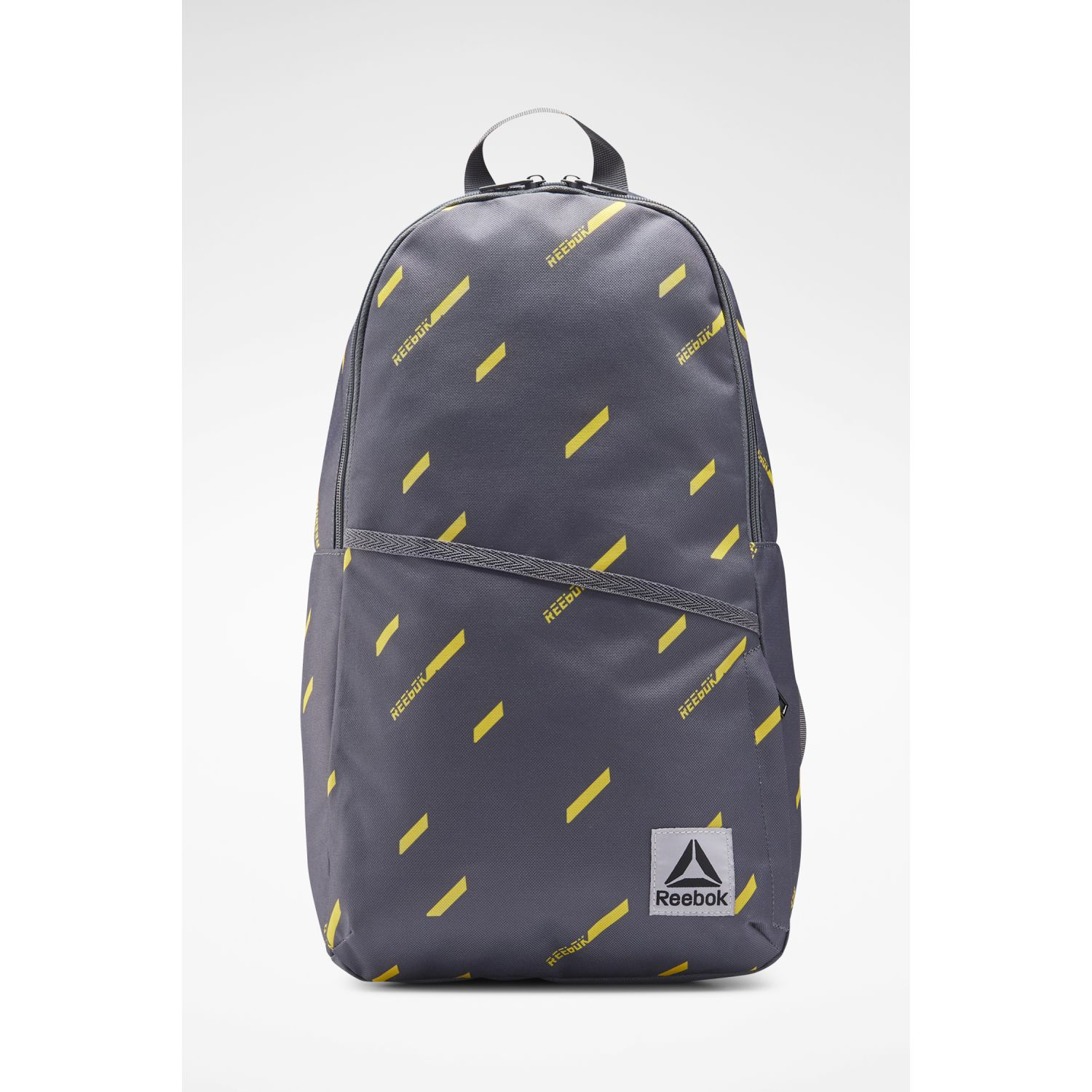 Reebok Wor Follow Gr Bp Plomo / amarillo Mochilas Multipropósitos