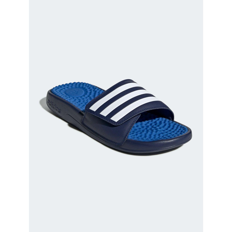 Adidas ADISSAGE TND Azul / blanco Sandalias deportivas y slides