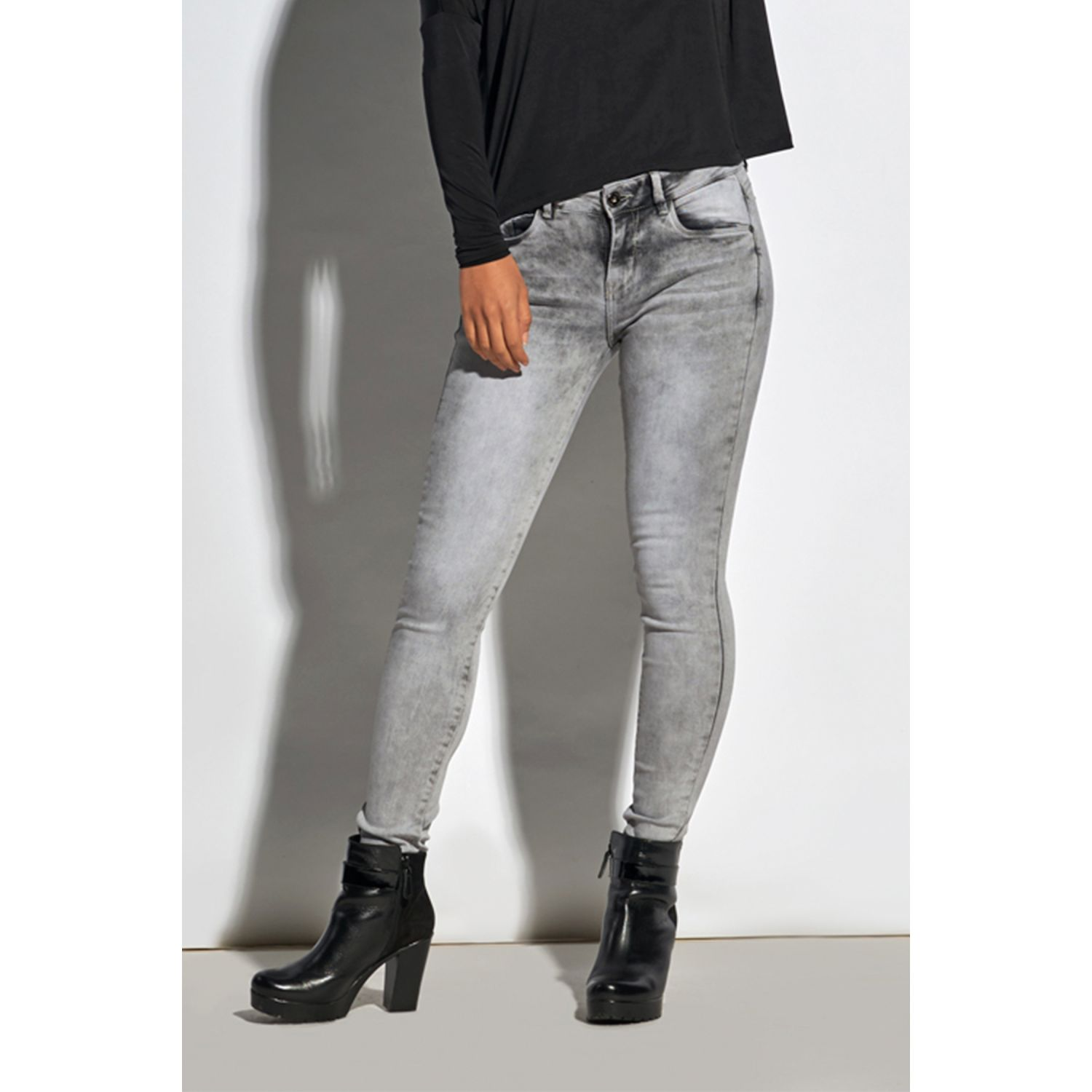 Octo Denim Co laura Gris Casual