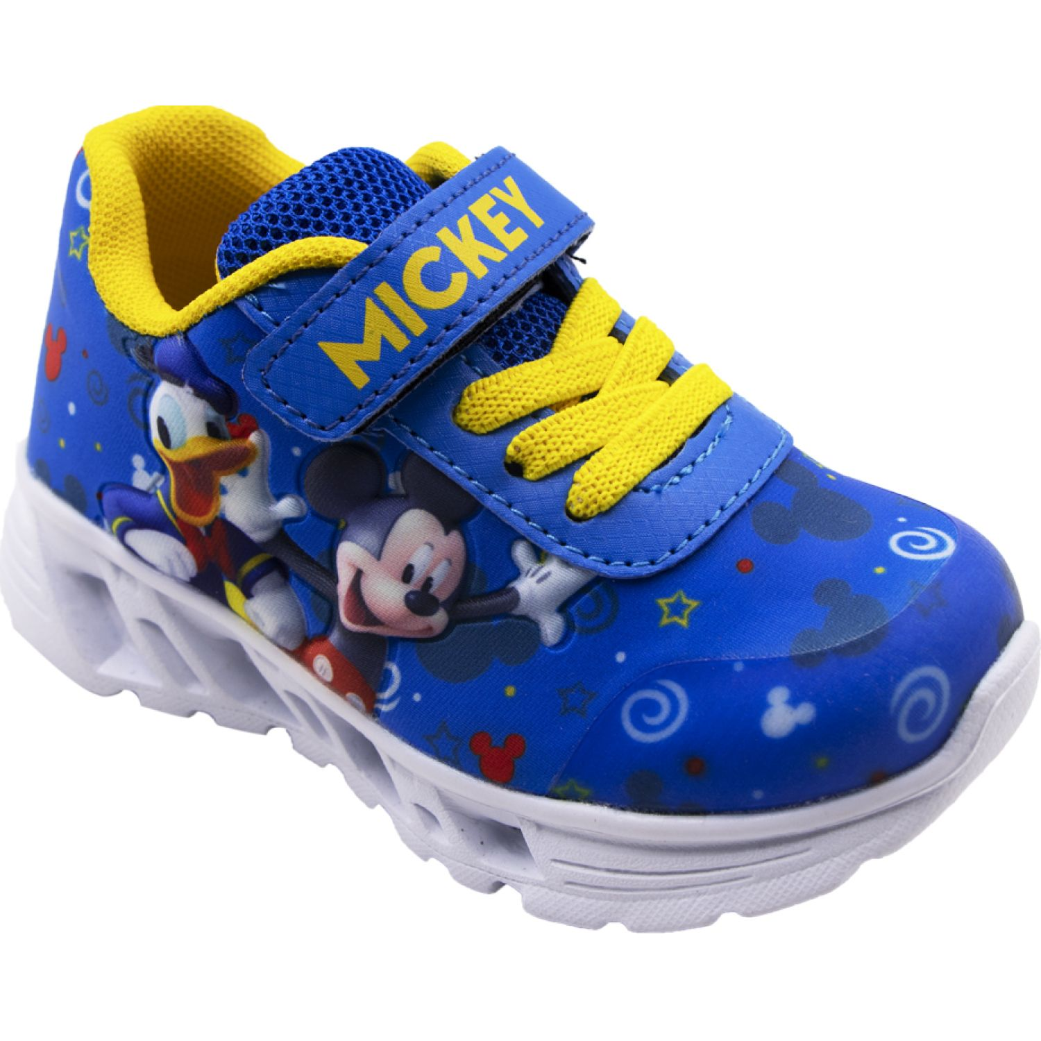 Mickey 2mczxv192 Azul / amarillo Walking