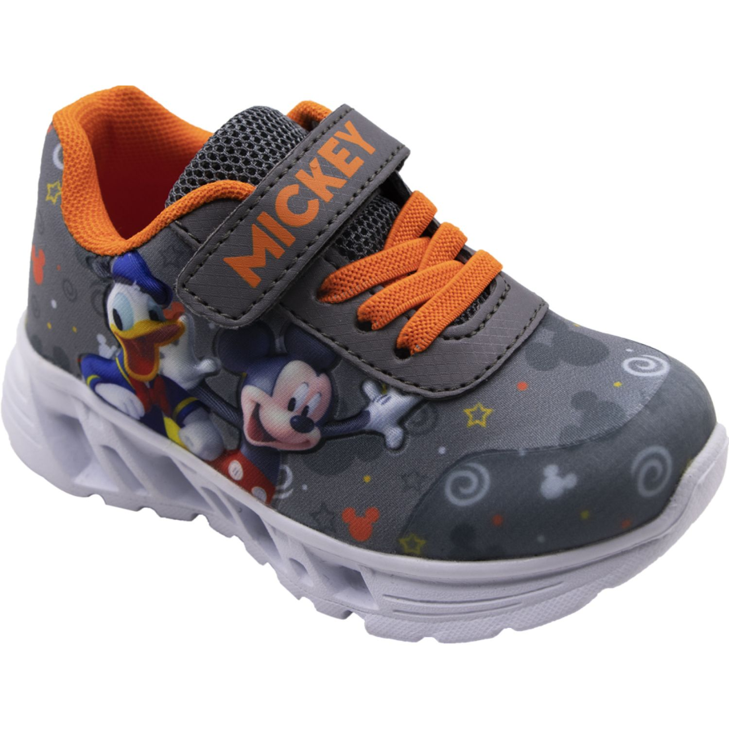 Mickey 2mczxv192 Gris / naranja Walking
