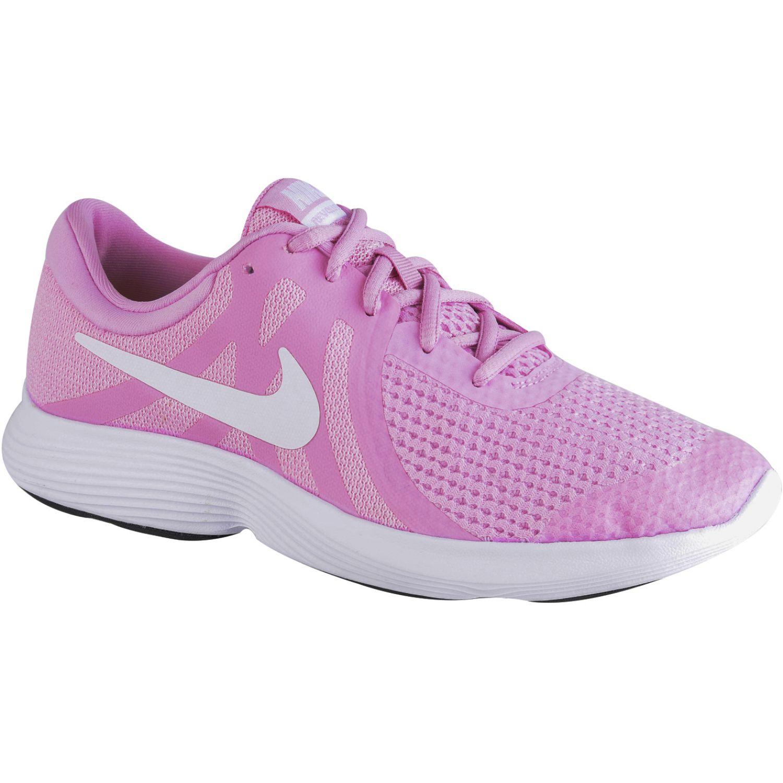 Nike nike revolutio 4 gs Rosado / blanco Chicas