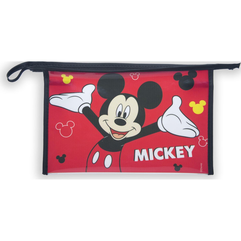 Mickey SET ASEO MICKEY Varios cepillos para el cabello