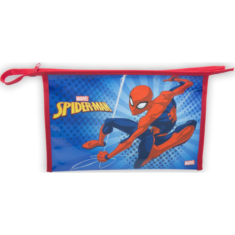 SPIDER-MAN set aseo spider-man Varios cepillos para el cabello