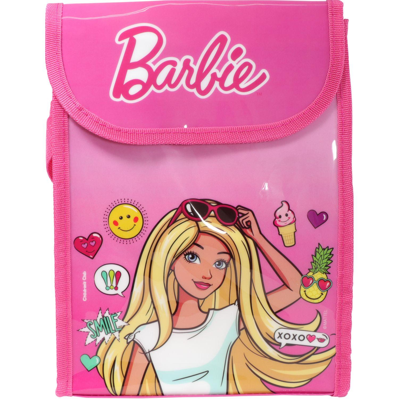 Barbie lonchera niÑa barbie Fucsia / rosado Loncheras