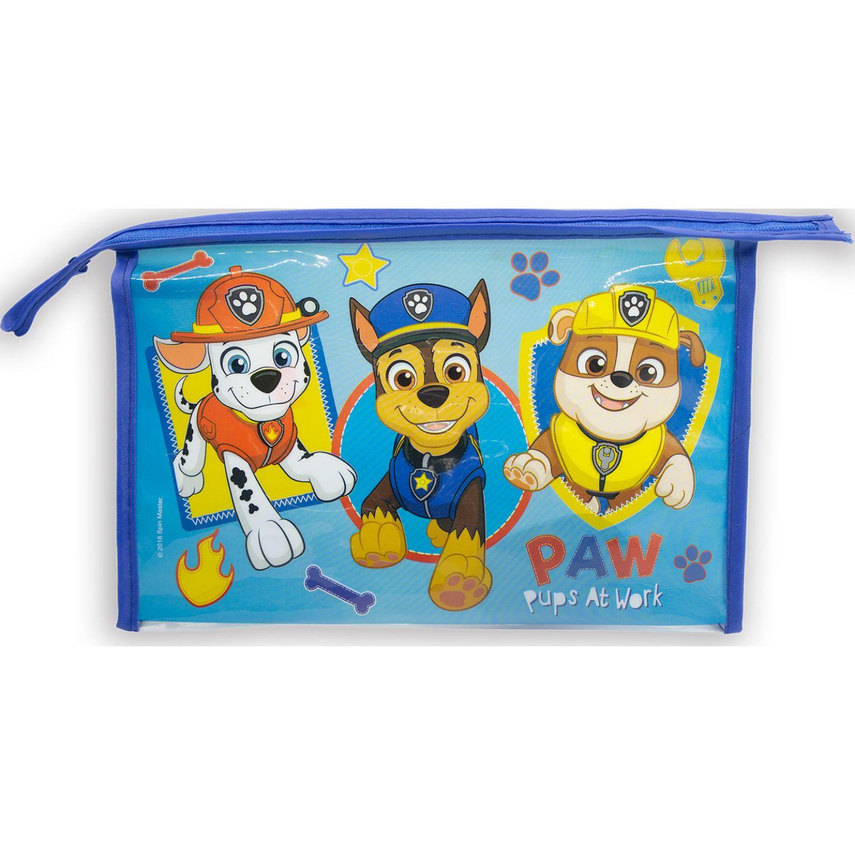 Paw Patrol SET ASEO PAW PATROL Varios cepillos para el cabello