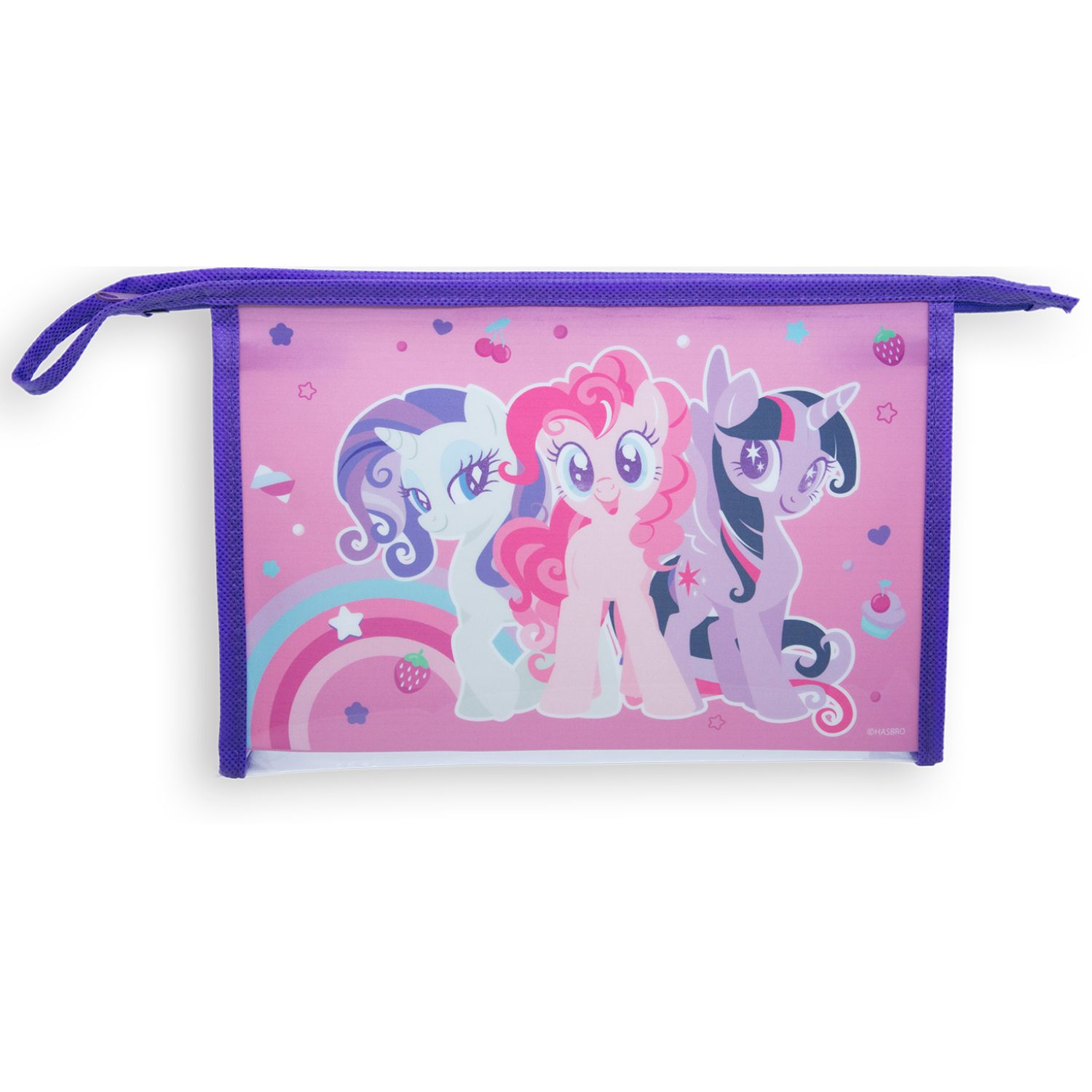My Little Pony Set Aseo My Little Pony Varios Cepillos para cabello