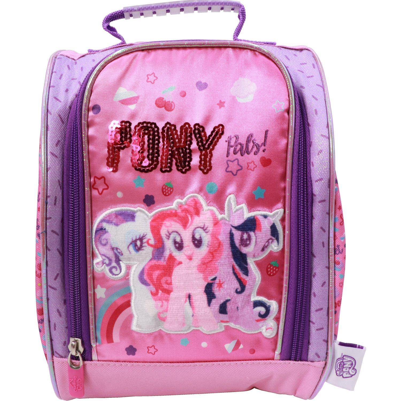 My Little Pony Lonchera Niña My Little Pony Rosado / morado Loncheras