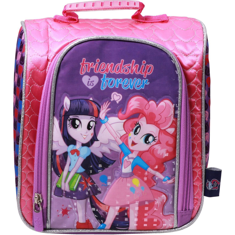 My Little Pony Lonchera Niña My Little Pony Morado Loncheras