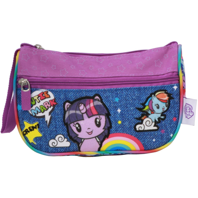 My Little Pony Cartuchera Niña My Little Pony MORADO / DENIM Portalápices