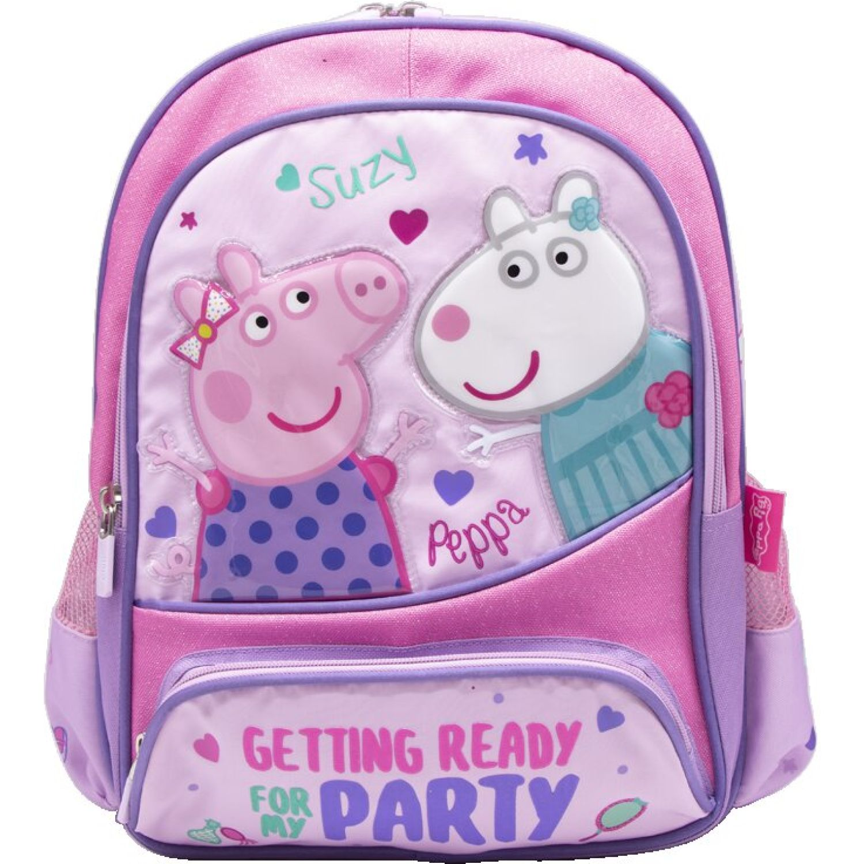 Peppa Pig mochila niÑa peppa pig Morado / rosado mochilas