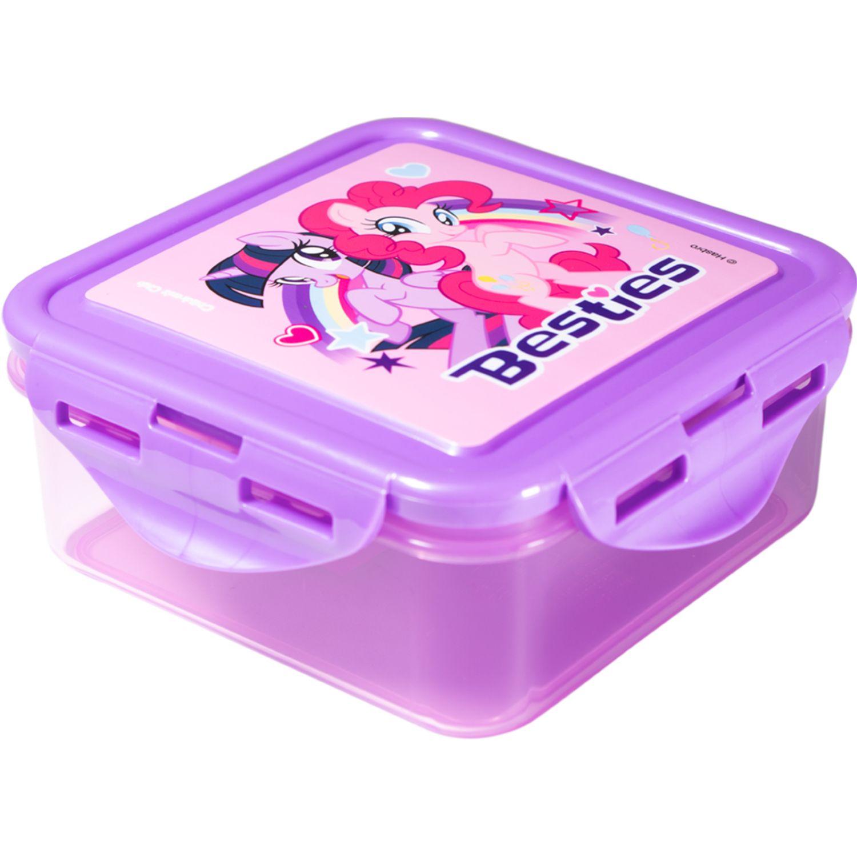 My Little Pony TAPERS NIÑA MY LITTLE PONY Rosado / morado Protectores de alimentos y contenedores de almacenamiento
