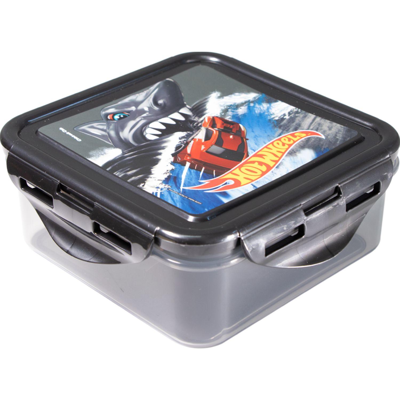 Hot Wheels Tapers Niño Hot Wheels Gris / negro Sets de almacenamiento y organización de alimentos