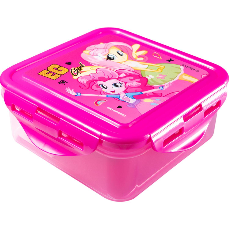 My Little Pony TAPERS NIÑA MY LITTLE PONY Fucsia Protectores de alimentos y contenedores de almacenamiento