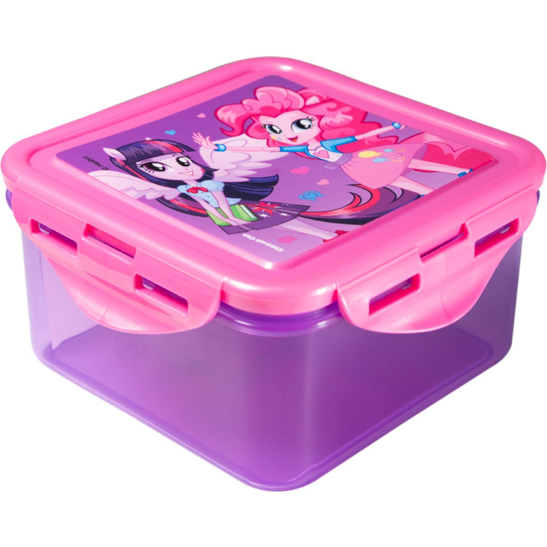 My Little Pony TAPERS NIÑA MY LITTLE PONY Morado / rosado Protectores de alimentos y contenedores de almacenamiento