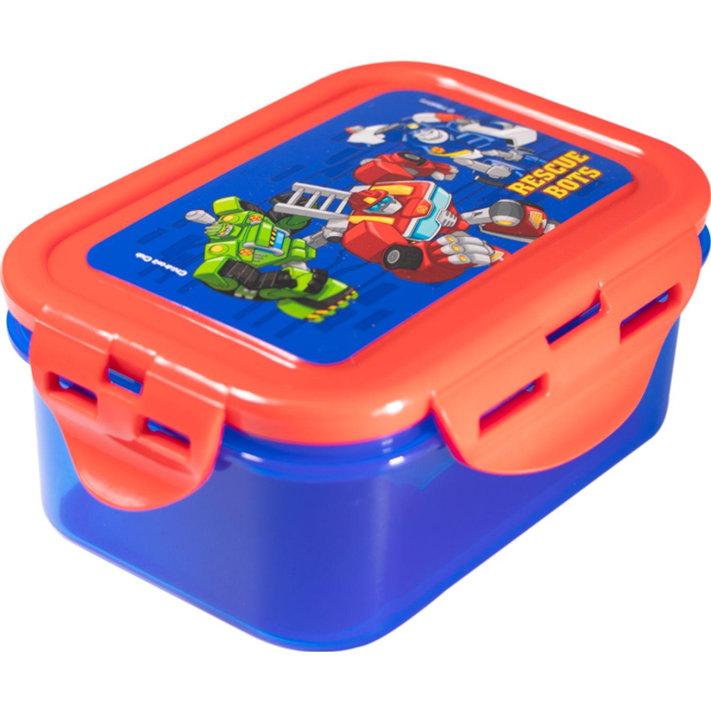Transformers Tapers Niño Transformers Azul / rojo Sets de almacenamiento y organización de alimentos
