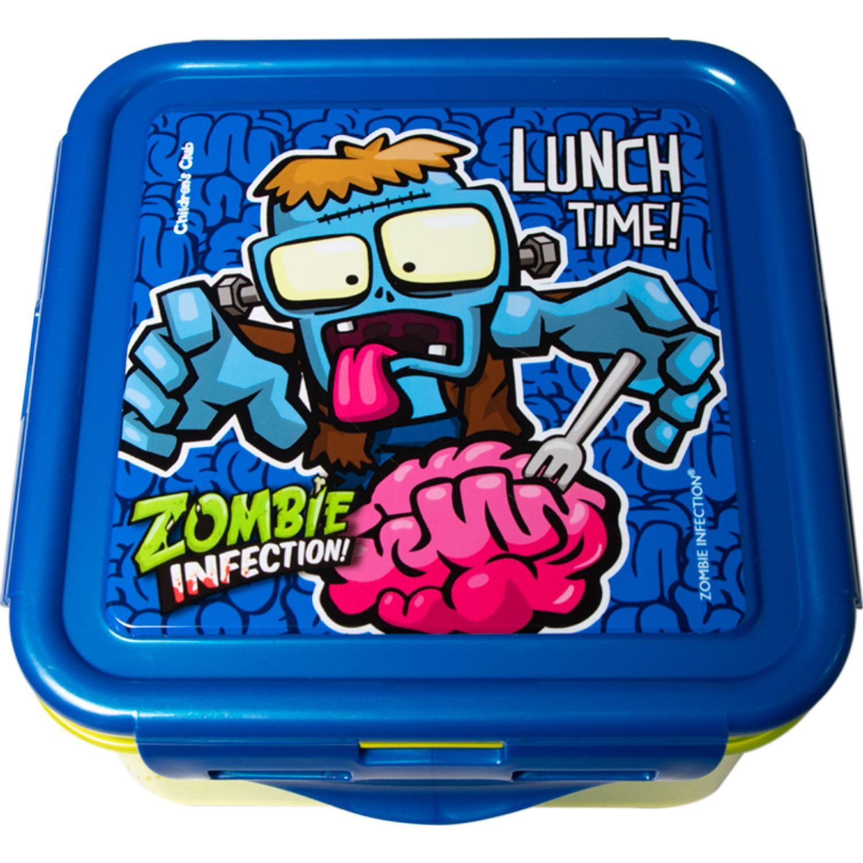 Tappers de Niña Zombie Infection Azul / verde 6zbivtu1c19