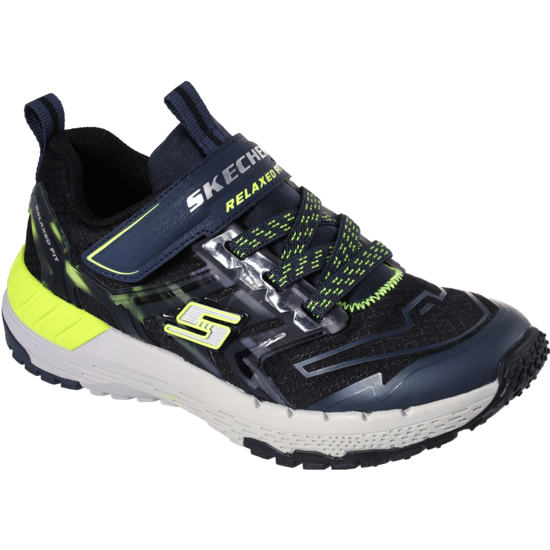 Skechers hyperjolt 2.0 Negro / verde Walking