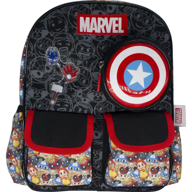 MARVEL EMOJI mochila niÑo marvel emoji Negro / varios mochilas