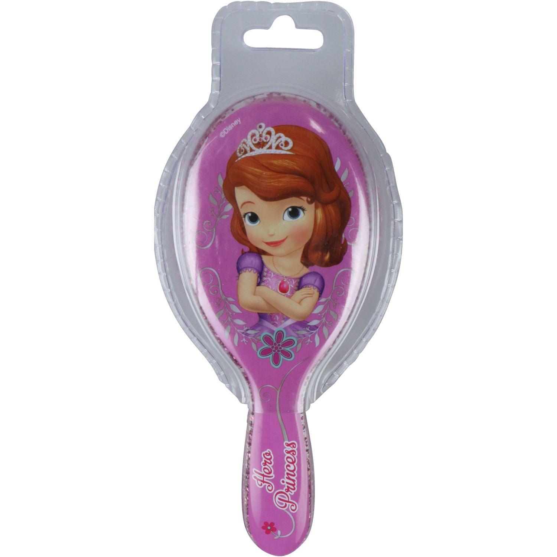 Princesas cepillo cabello niÑa princesita sofia Lila cepillos para el cabello