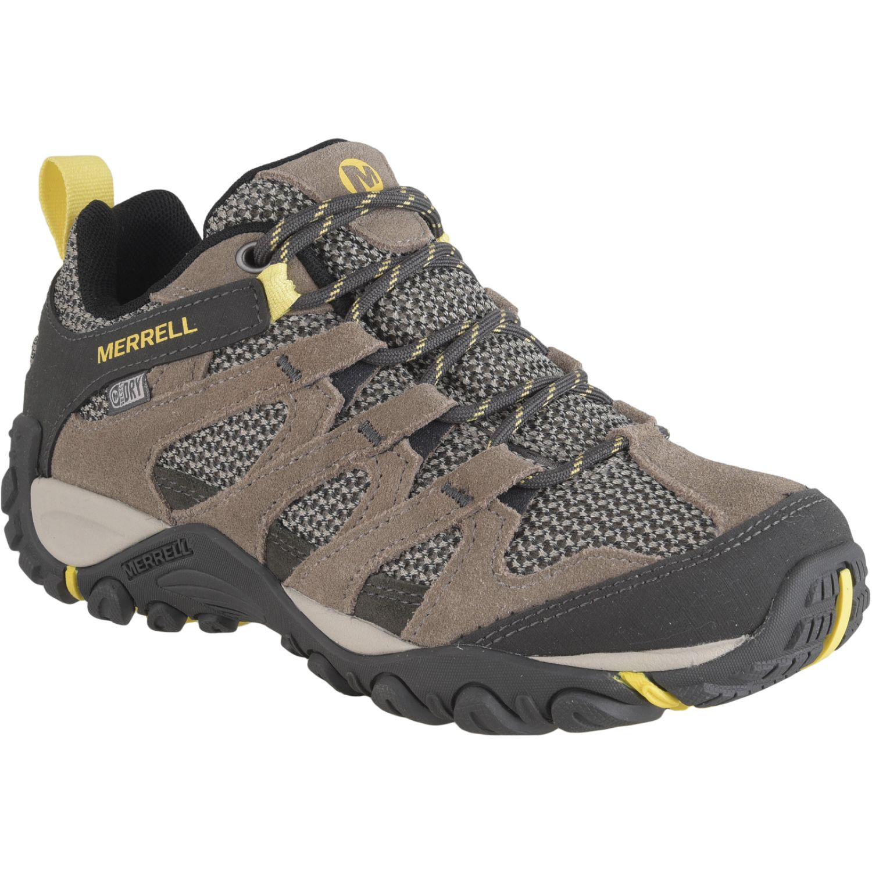 Merrell alverstone wp Marron/gris Calzado hiking