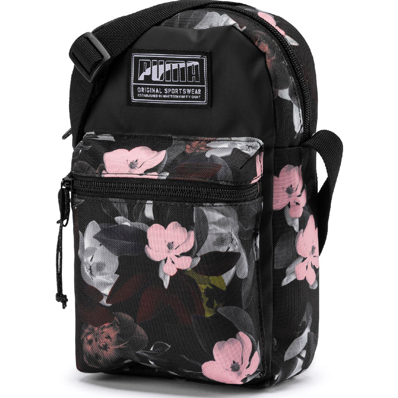 Puma puma academy portable Negro / rosado Mochilas Multipropósitos