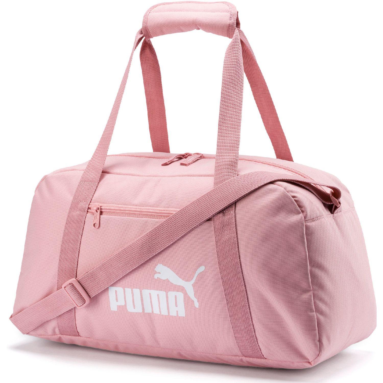 Puma puma phase sports bag Rosado blanco Bolsos de