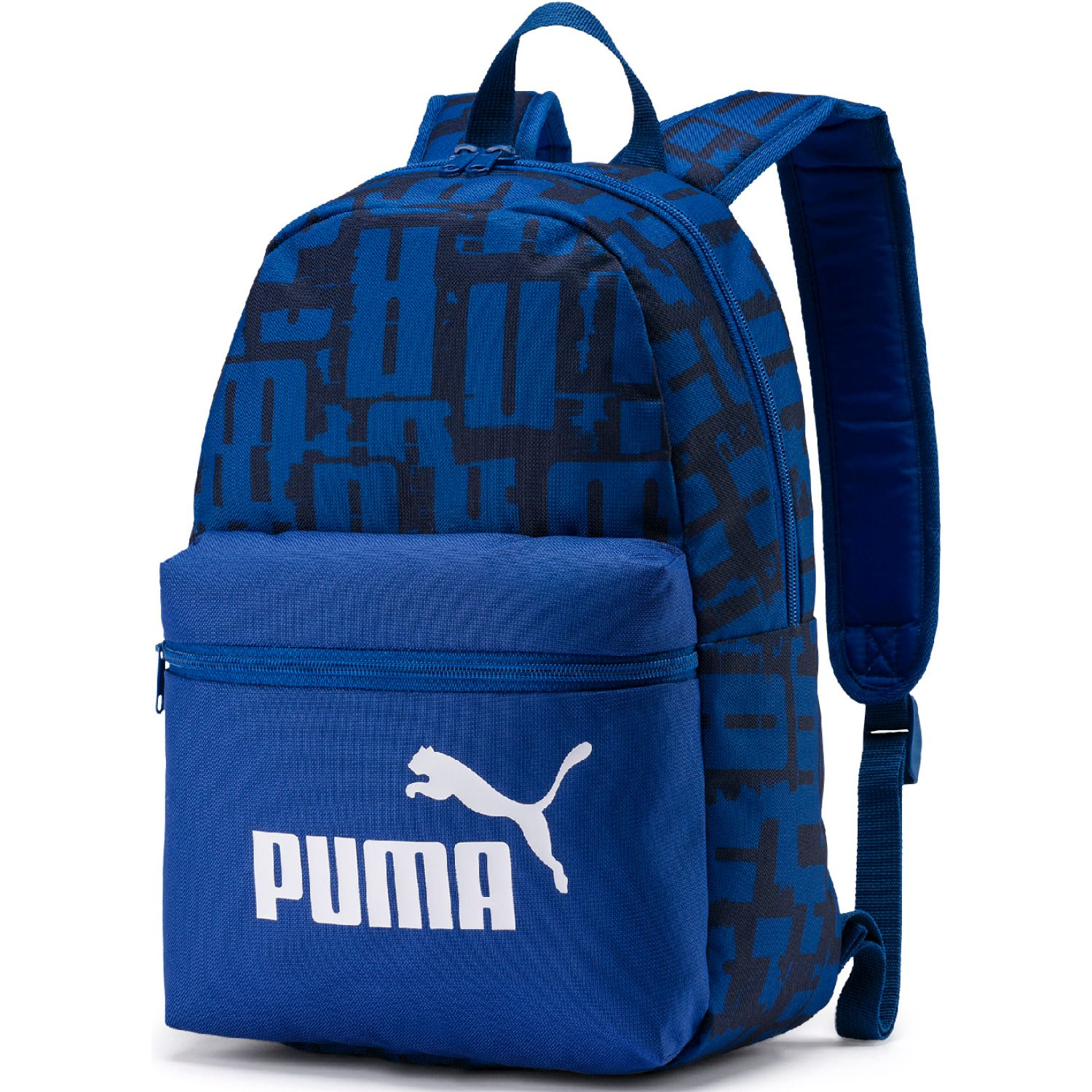 Puma puma phase small backpack Azul / blanco Mochilas Multipropósitos