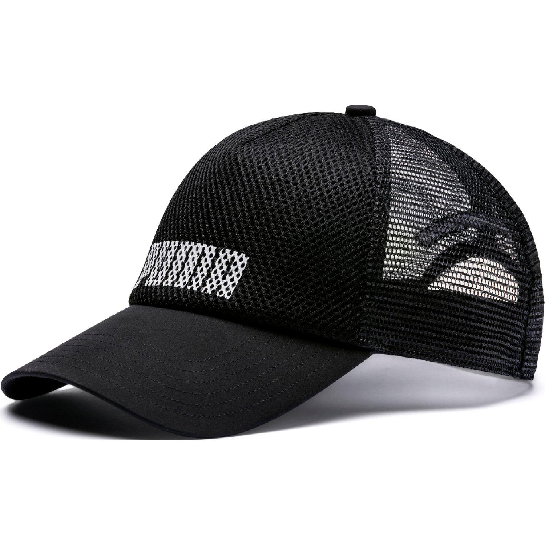 Puma puma trucker cap Negro / blanco Gorros de Baseball