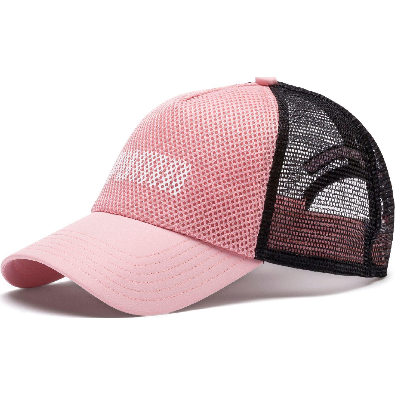 Deportivo de Mujer Puma Rosado / negro puma trucker cap