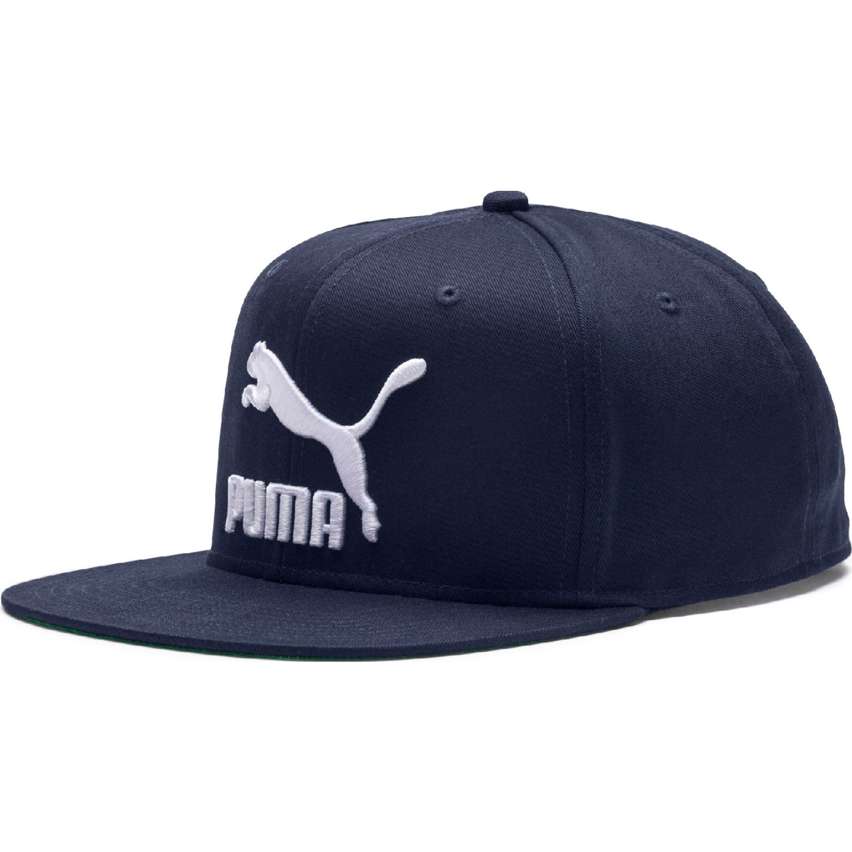 Puma ls colourblock cap Azul / blanco Gorros de Baseball