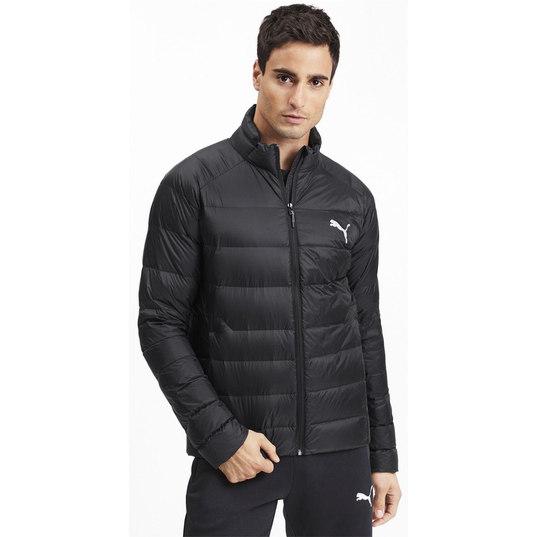 Puma pwrwarm packlite 600 down jacket Negro / blanco Plumas y alternos