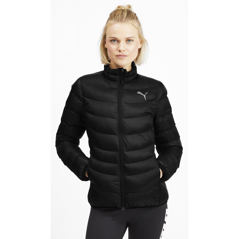 Casacas de Mujer Puma Negro / blanco ultralight warmcell jacket