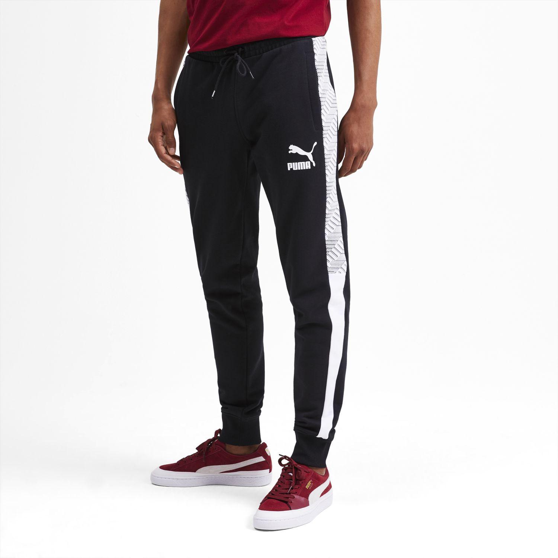 578077-24 Mens Puma Iconic T7 Track Pants