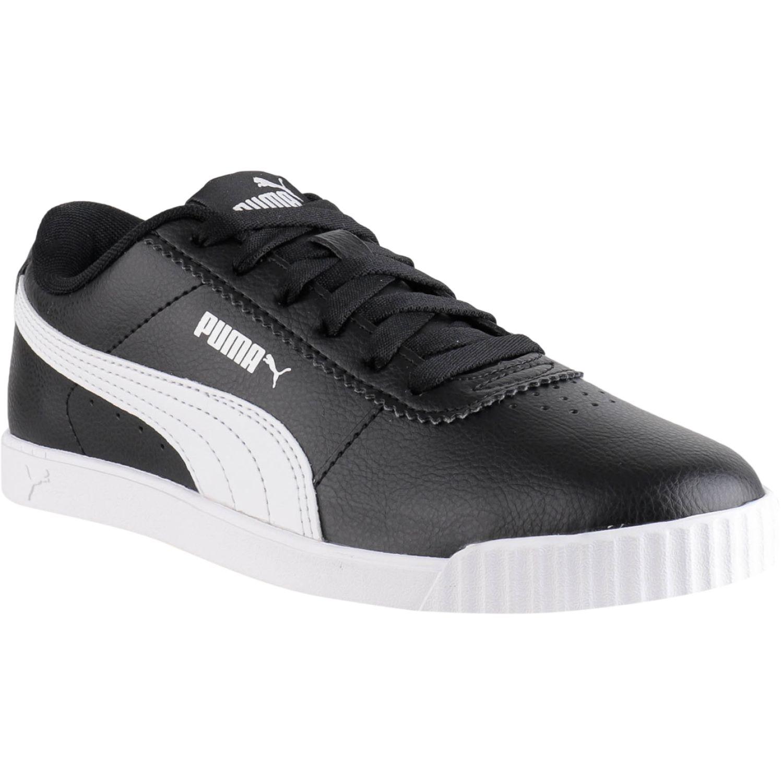Puma Carina Slim Sl Negro / blanco Para caminar
