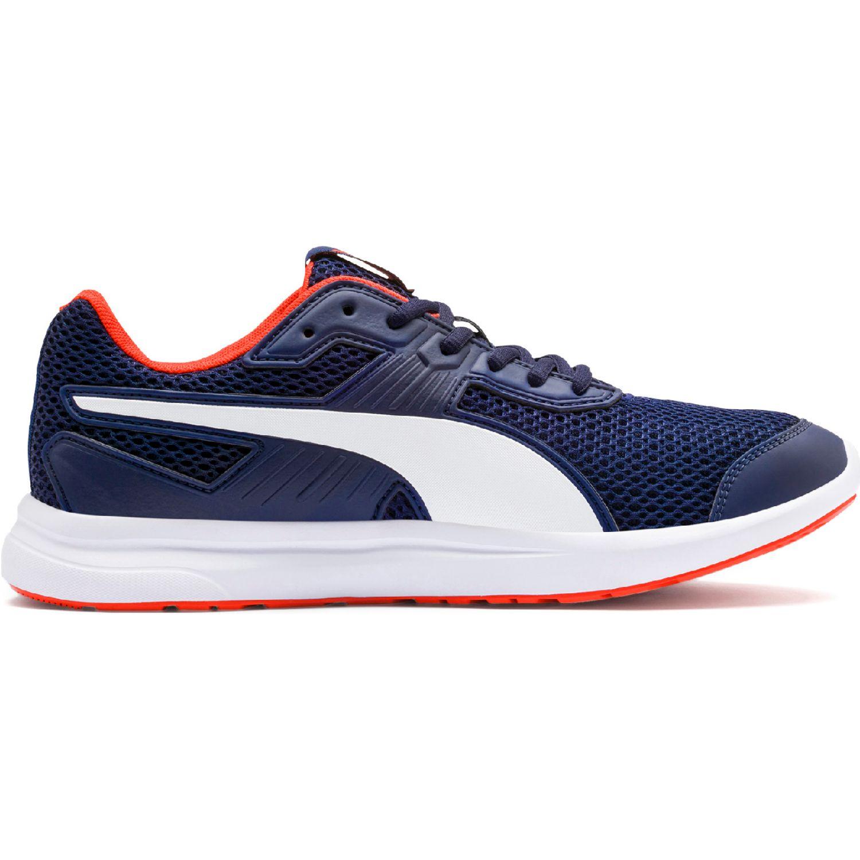 Puma escaper core Azul / naranja Walking