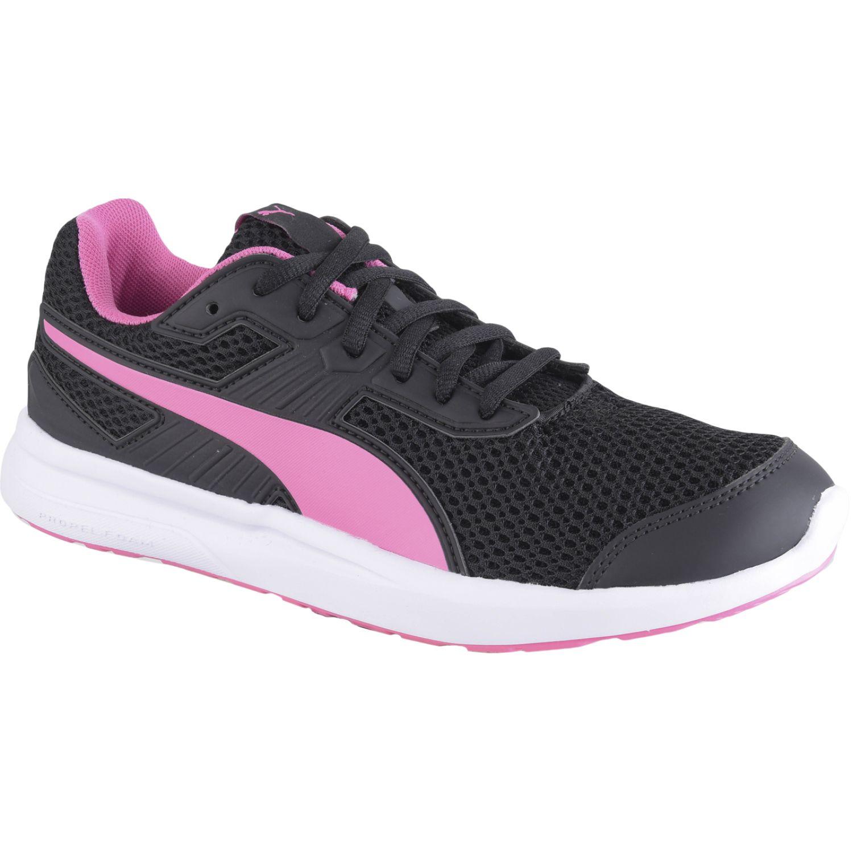 Puma escaper core Negro / rosado Walking