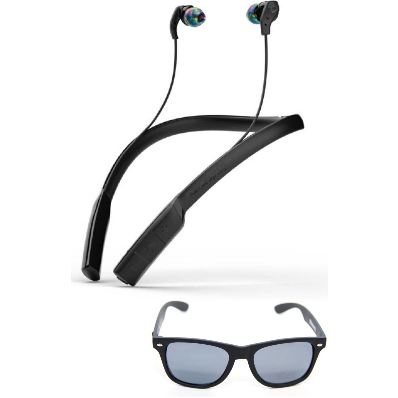 Skullcandy METHOD BT+LENTE SKYD Negro Auriculares en la oreja