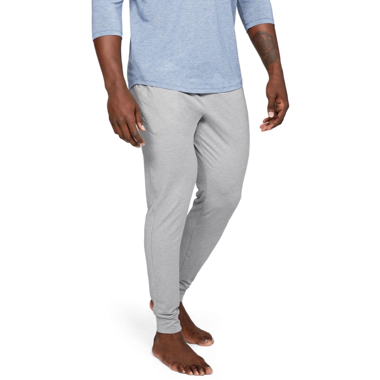 Under Armour Recovery Sleepwear Jogger Gris Pantalones Deportivos
